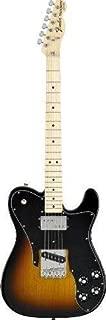 Fender Classic Series '72 Telecaster Custom, Maple Fretboard - 3-Color Sunburst
