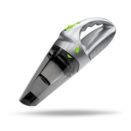 TONG YUE SHOP Aspiration Forte 130W de Voiture d'aspirateur portatif de Voiture de Voiture Humide et sèche de Voiture Mini d'aspirateur avec l'éclairage