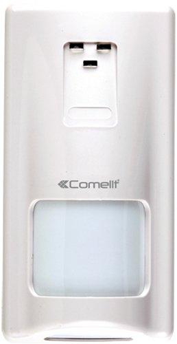 Comelit DT011B Sensore Doppia Tecnologia da Interno, Tecnologia Pet Immunity, Portata 12 m