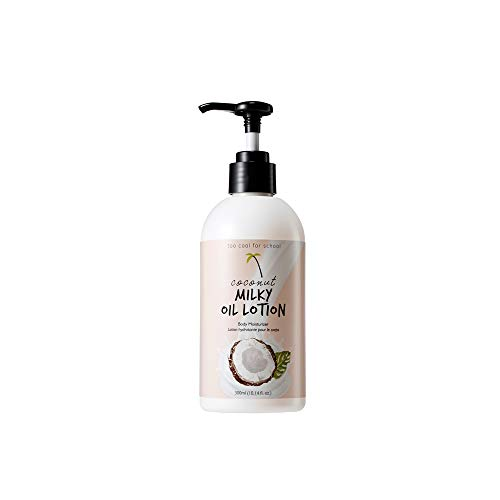 Too cool for school COCO LACTÉE HUILE LOTION