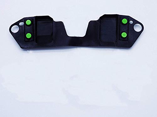 P1 P2 P3 P4 Paddles Power Switch Silicone Rubber Conductive Pad for Xbox one Elite Controller