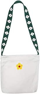 TOOGOO Original Printed Shoulder Shoulder Bag Casual Large Capacity Luxury Handbag Fashion Messenger Bag Women Bag Green