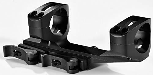 WARNE SCOPE MOUNTS MFG QD XSKEL30TW QD XSKEL 30MM Black