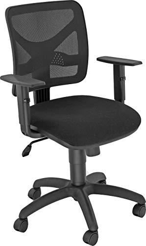 unisit pnbe/BR/EN krzesło obrotowe, czarne