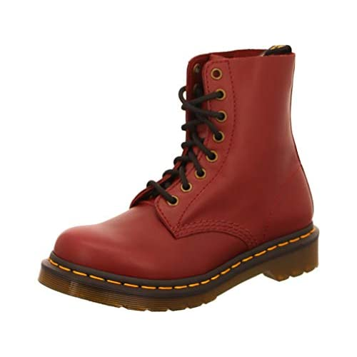 Dr.Martens 1460 Pascal Womens - Cherry Red - 5 UK