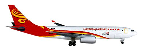 Herpa 527378 - Hong Kong Airlines Cargo Airbus A330-200F