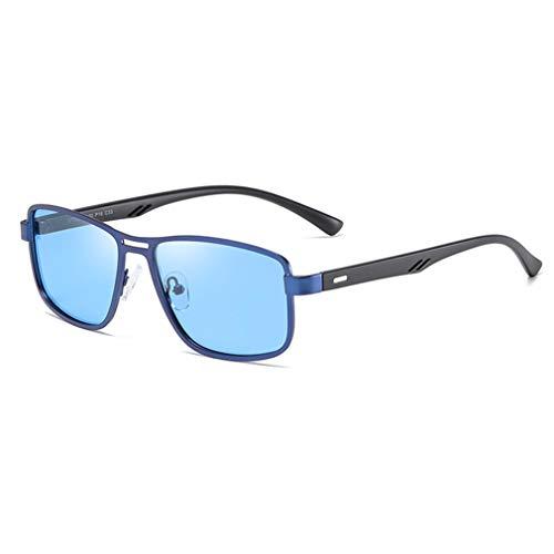 VBNM mannen gepolariseerde sport zonnebril, klassieke retro ontwerp, TR90 materiaal, UV-gevoelige UV400 vissen zelfrijdende Tour mountainbike golf rijden verkleuring