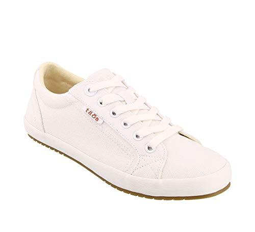 [Taos] Footwear レディース スターファッションスニーカー US サイズ: 9 カラー: ホワイト
