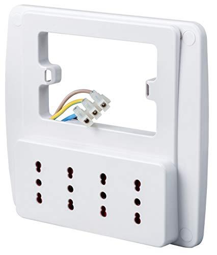 Multipresa Da Parete 'smart' 4p Bip Rs94130-1 Pz