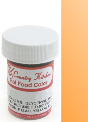Gold Food Paste Coloring