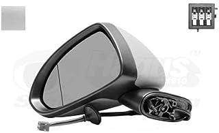 Cristal espejo de ala izquierda Pasajero Convexo Vauxhall Corsa C 2000-2006 25LS