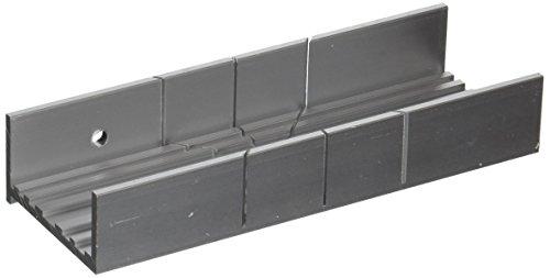 Zona (35-260) Aluminum Wide Slot Miter Box