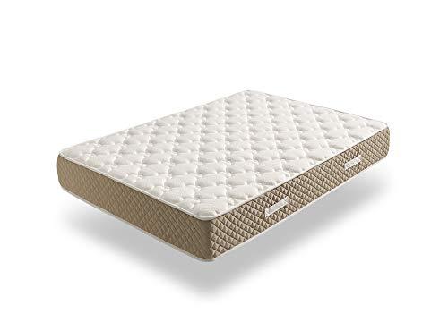 ECCOX - Colchón Viscoelástico Luxury Onix - Altura 27 cm - Colchón Viscoelástica Multicapa - Núcleo HR de Alta Densidad...