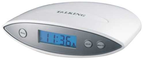 Easy-Touch Talking Clock