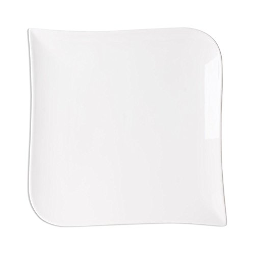 Table Passion - Assiette plate Mélody 25,5 cm (Lot de 6)