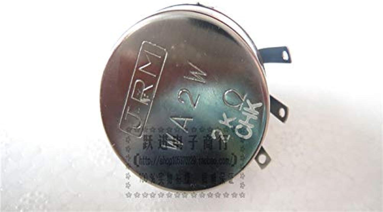Import Japan JRM WA2W 2K Wirewound Potentiometer Handle Length 20  6mm 20  6 Round Handle 20mm