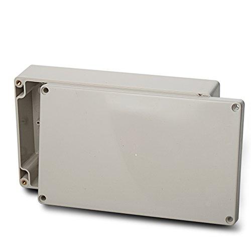 edi-tronic ABS Leergehäuse 200x120x56mm Industriegehäuse IP66 Kunststoff Gehäuse Box Kasten