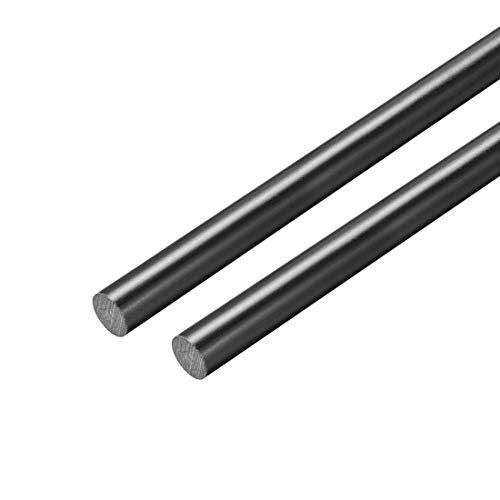 L: 500mm POM Rundstab natur /Ø 80mm - Kunststoffstab auf Zuschnitt 50cm
