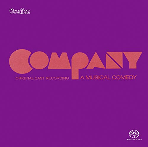 Original Cast Recording - Company (A Musical Comedy) [SACD Hybrid Multi-channel]