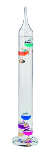 Inovalley 4042 - Termómetro para Exterior (Vidrio), Color M