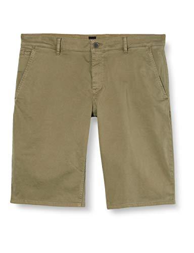 BOSS Herren Schino-slim Shorts, Grün (Open Green 349), 36 EU