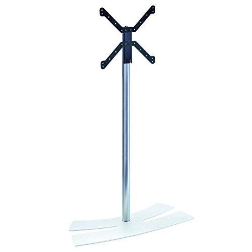 Support TV Orientable Erard Lux Up 1400 L Blanc