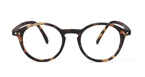 IZIPIZI LetmeSee #D Tortoise Reading Glasses +3 Tortoise