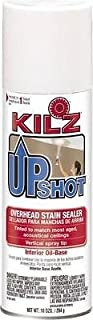 New Kilz 10007 Upshot 10oz Oil Spray Ceiling Stain Killer Primer Paint 6571111