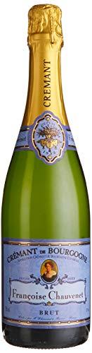 Crémant de Bourgogne Brut AOC Crémant aus Frankreich - Burgund Rebsorte: Pinot Noir, Chardonnay