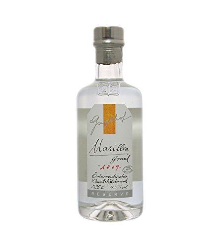 Guglhof: Marillen Brand - Jahrgangsbrand / 43% Vol. / 0,35 Liter - Flasche