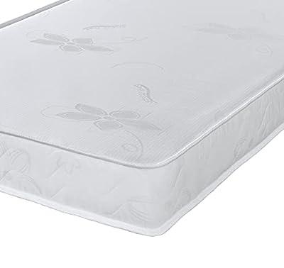 """The Haze 4"""" Deep All Reflex Foam Stress Free Mattress from eXtreme comfort ltd - Thin 10cm Deep Mattress"""