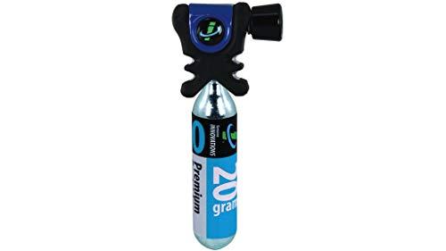 Innovations Genuine Unisex CO2 Plus Aire Chuck, Color Negro/