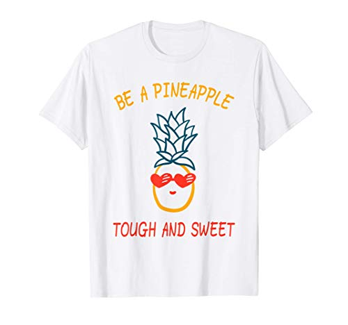 Vegano - sé un pensamiento de piña y dulce - Vegetariano Camiseta