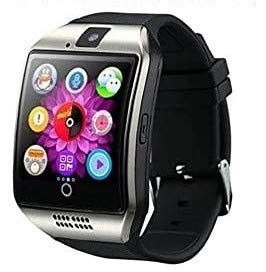 Bluetooth SmartWatch, Waterproof Touchscreen Camera Whatsapp SIM Card,Sport Impermeabile Wear Orologi Intelligente Pedometri Compatibile con iphone ios Android Apple Samsung Uomo Donna Kids Bamb