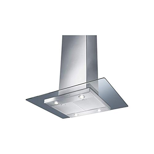 Smeg keiv90e Island Stainless Steel 700M³/h a–Bell (700M³/h,...