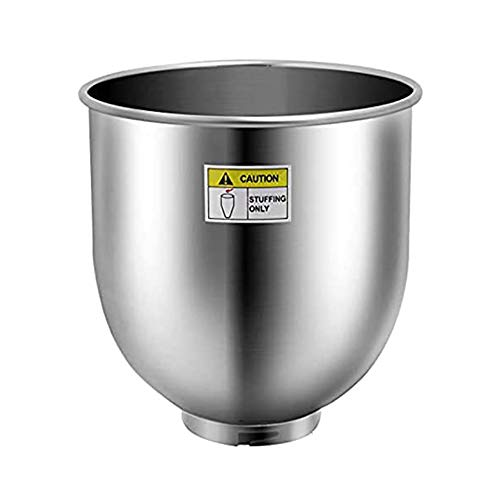Huanyu Stainless Steel Mixing Bowl Attachment of Commercial Stand Mixer