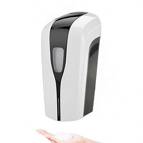 FreeLeben 1000ml Dispensador Automático de Jabón Montado en la Pared, Dispensador de Spray de Niebla de Alcohol Automático, Desinfectante de Mano Dispensador Sin Contacto para Público, Baño, Cocina