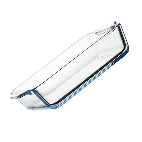 Bandeja para horno de cristal