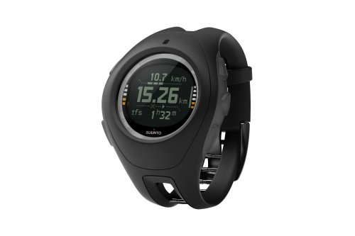SUUNTO X10M Wrist-Top GPS Computer Watch with Altimeter, Barometer, Compass, and GPS