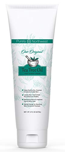 Purely Northwest Xtra Strength Antifungal Tea Tree Oil Foot & Body...