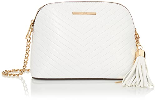 ALDO Women's Adassi Crossbody Bag, White