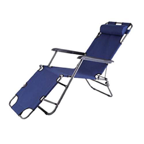 ZXL Gravity Chair , Garden Lounge Recliner , Portable Plegable Sun Lounger...