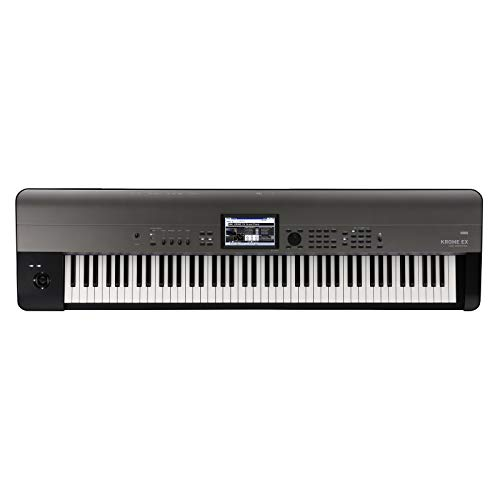 Learn More About Korg Krome EX 88 Synthesizer