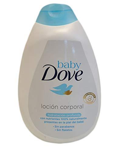 Baby Dove 67632866 - Loción corporal dove baby hidratación profunda 400ml, unisex Lot de 1