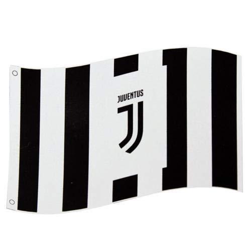 Juventus F.C. Flag ST Offizieller Merchandise-Artikel.