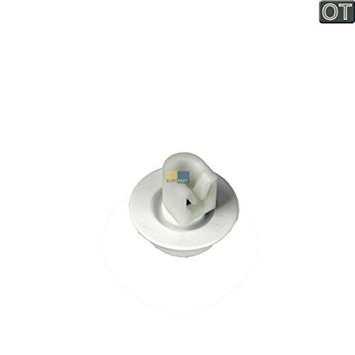 ORIGINAL Electrolux AEG 50269923004 Korbrolle Rolle Rad Geschirrkorb für Unterkorb weiß Spülmaschine Geschirrspüler auch Juno Küppersbusch Zanussi