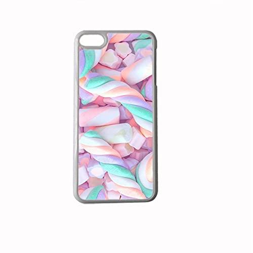 Compatible para Apple iPhone 7 P/ 8 P Individualidad para Niño Imprimir con Candy 1 Carcasa De Plástico Rígido