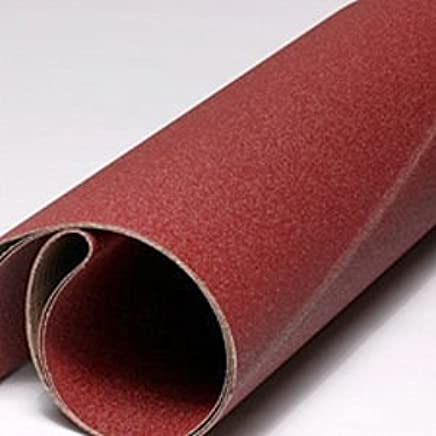 320 grit x 6 x 1 5 Carbide lapidary grinding belt BUTW 3