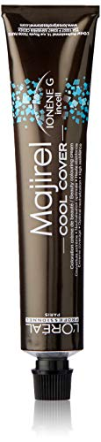 L'Oréal Majirel Cool Cover 6,3 Cc Dunkelblond Goldbeige, 1er Pack (1 x 50 ml)