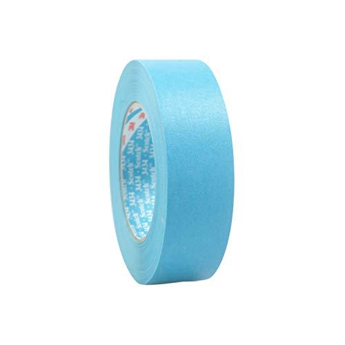 3M Scotch 3434 Abdeckband Kreppband Polierband 18mm 50m blau